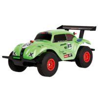 cf43df339 Carrera RC: VW Beetle zelené terénne auto na diaľkové ovládanie 1/18 2.4GHz